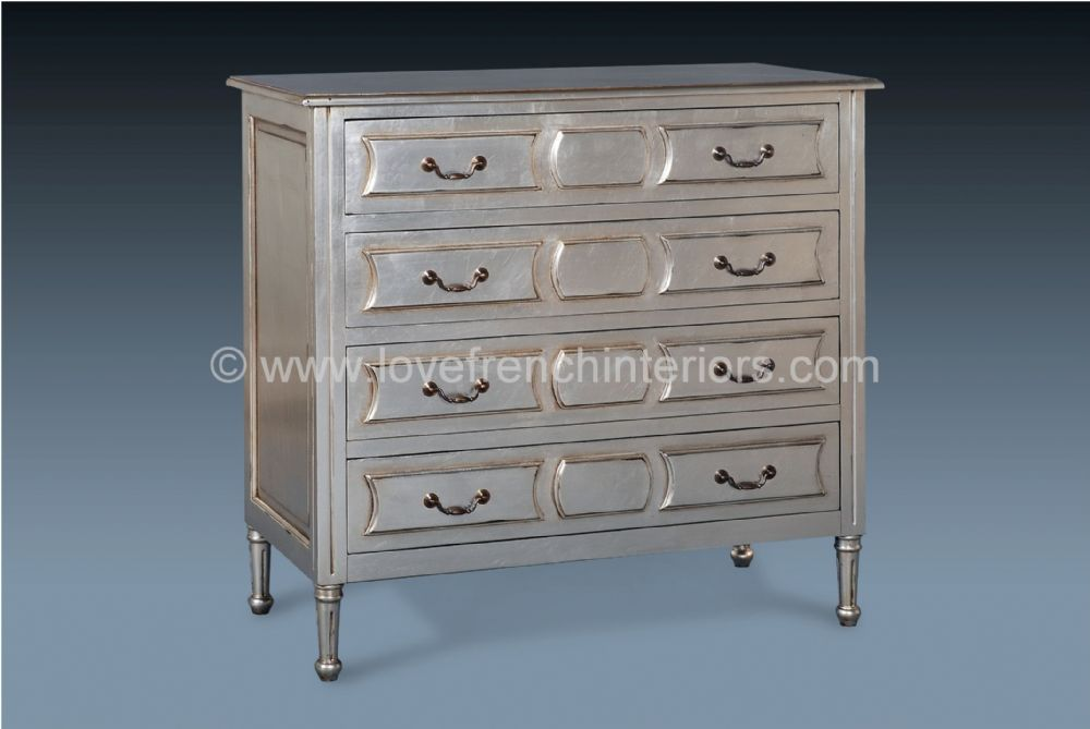Isabelle Four Drawer Chest